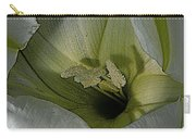 Wildflower Window Carry-all Pouch by Chris Berry