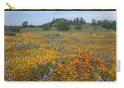 Wildflower Wonderland 8 Carry-all Pouch