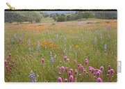 Wildflower Wonderland 6 Carry-all Pouch