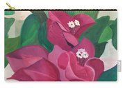 Wildflowers 2 Carry-all Pouch