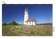Wildflowers And Cape Blanco Lighthouse Carry-all Pouch