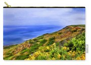 Wildflowers At Point Loma Carry-all Pouch