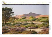 Wildflowers At Sossusvlei Carry-all Pouch