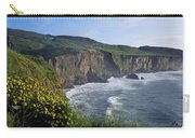 Wildflowers At The Coast, County Carry-all Pouch