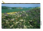 Wildflowers, Near Seaforde, Co Down Carry-all Pouch