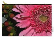 Wildly Pink Mum Carry-all Pouch