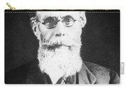 Wilhelm Roentgen, German Physicist Carry-all Pouch