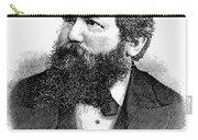Wilhelm Steinitz (1836-1900) Carry-all Pouch