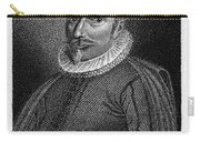 William Ames (1576-1633) Carry-all Pouch