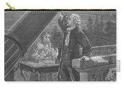 William And Caroline Herschel, German Carry-all Pouch