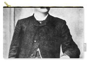 William Barclay Masterson Carry-all Pouch