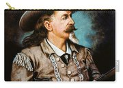 William F. Cody Carry-all Pouch