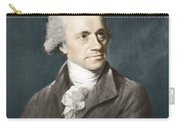 William Herschel, German Astronomer Carry-all Pouch by Science Source