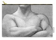 William Muldoon (1852-1933) Carry-all Pouch