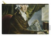 William Pitt (1759-1806) Carry-all Pouch