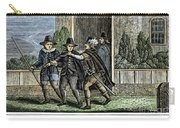 William Tyndale Carry-all Pouch