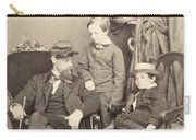 Willie & Tad Lincoln, 1862 Carry-all Pouch