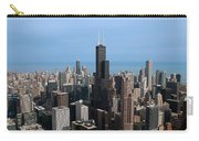 Willis Sears Tower 03 Chicago Carry-all Pouch
