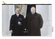 Wilson & Taft: White House Carry-all Pouch