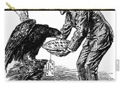 Wilson Cartoon, 1915 Carry-all Pouch