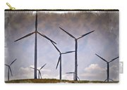 Wind Farm IIi - Impressions Carry-all Pouch