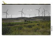 Wind Farm Iv Carry-all Pouch