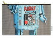 Wind-up Robot 2 Carry-all Pouch