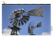 Windmills 3 Carry-all Pouch