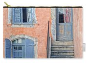 Window And Doors Provence France Carry-all Pouch