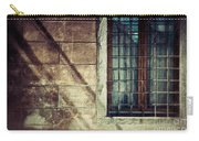 Window And Long Shadows Carry-all Pouch