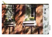 Window Boxes Greenwich Village Carry-all Pouch