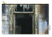 Window In Old Wall Carry-all Pouch by Jill Battaglia