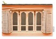 Window Shutter Carry-all Pouch by Tom Gowanlock