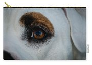 Window To A Soul Carry-all Pouch