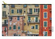 Windows Of Camogli Carry-all Pouch