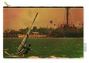 Windsurfer In Paradise Carry-all Pouch