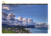 Windward Clouds Carry-all Pouch