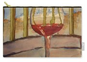 Wine By The Water Carry-all Pouch