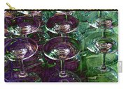 Wine Goblets Carry-all Pouch