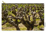 Wine On The Vine Carry-all Pouch