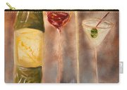 Wine Or Martini? Carry-all Pouch