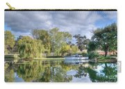 Winery Pond Carry-all Pouch