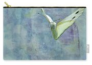 Winging It Carry-all Pouch by Betty LaRue