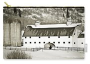 Winter Barn 2 Carry-all Pouch
