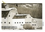 Winter Barn 4 Carry-all Pouch