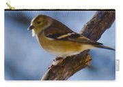 Winter Bird Carry-all Pouch
