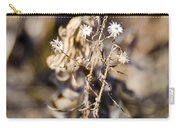 Winter Blossom Fairy Carry-all Pouch