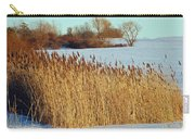 Winter Breeze Carry-all Pouch by Aimee L Maher Photography and Art Visit ALMGallerydotcom