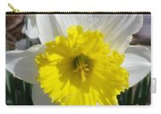 Winter Daffodil  Carry-all Pouch