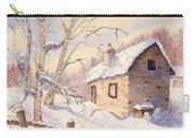 Winter Escape Carry-all Pouch